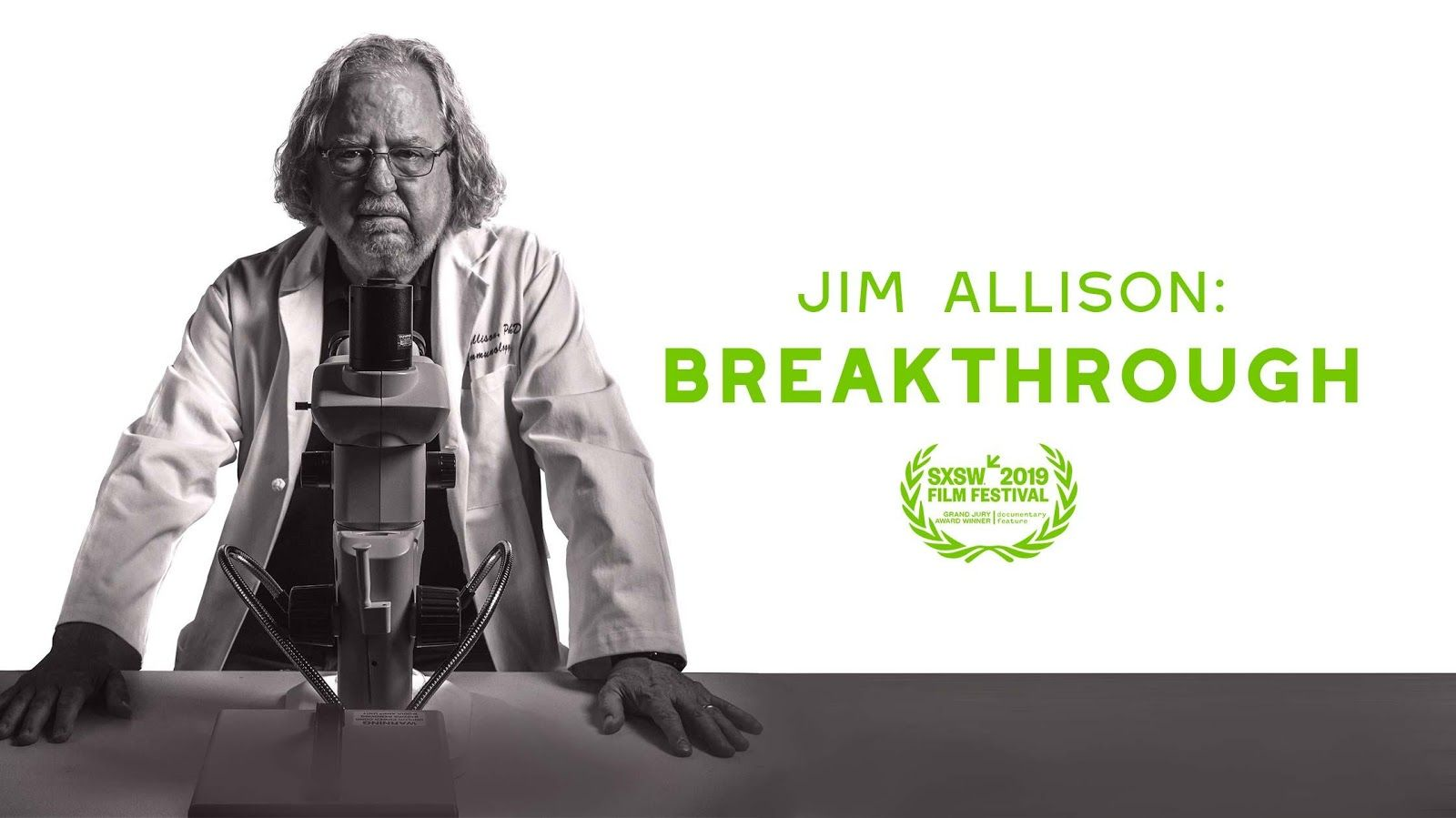 From anonymity to the Nobel Prize: Jim Allison: Breakthrough