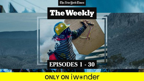 The Weekly: A hard-hitting weekly docuseries on iwonder