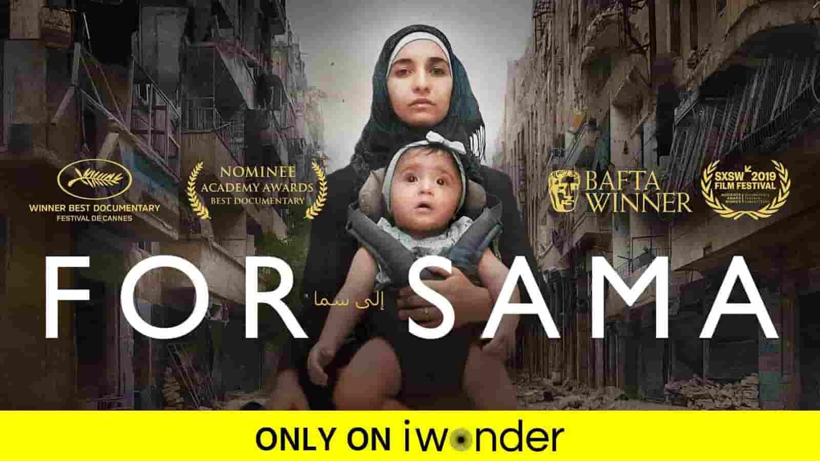 2020 Academy Award nominee 'For Sama' documentary now streaming only on iwonder