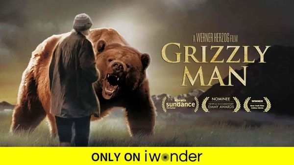 Grizzly Man: Werner Herzog's masterpiece now on iwonder exclusively