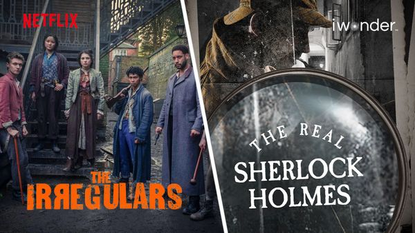 Documentary Pairings: The Irregulars served with The Real Sherlock Holmes